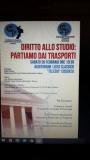 Diritto allo Studio: Partiamo dai Trasporti - Cosenza - Sabato 20 Febbraio 2016