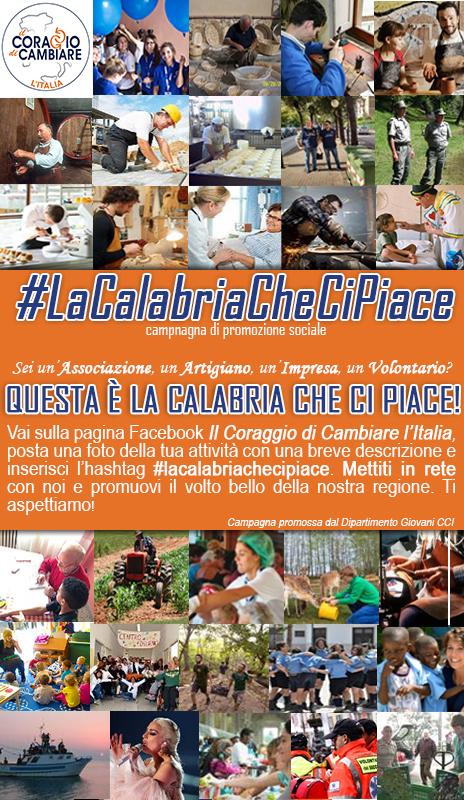 #LACALABRIACHECIPIACE