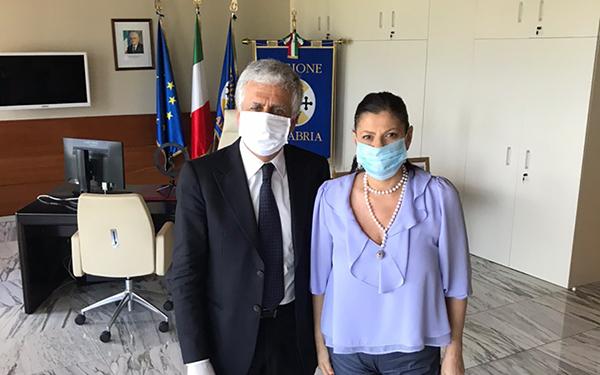 NUOVI OSPEDALI – Graziano: «Bene Santelli su richiesta commissariamento»