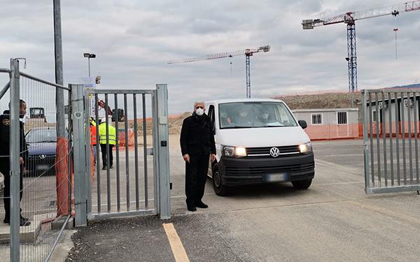 SANITA' – Il lavori del nuovo ospedale della Sibaritide proseguono in modo celere